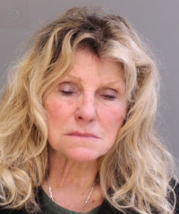 Mary Anderson Arrested